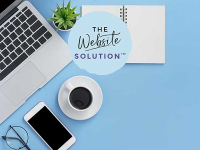 The Website Solution course